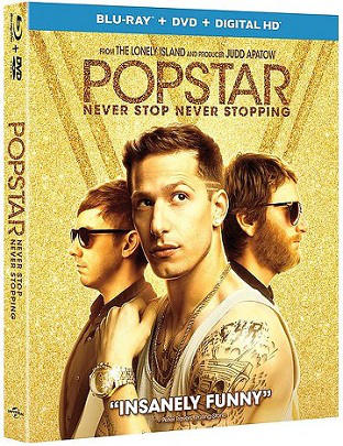 Popstar: Never Stop Never Stopping french bluray 1080p