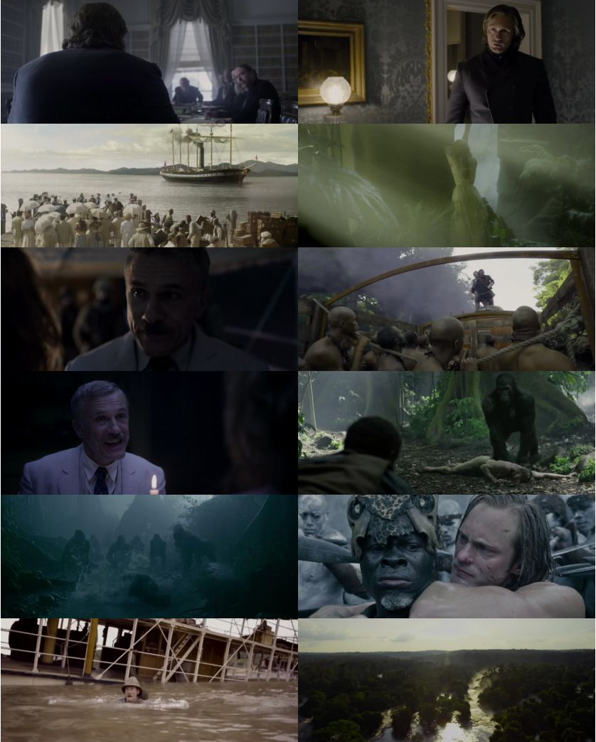The Legend of Tarzan 2016 1080p WEBRip x264 AAC2.0-STUTTERSHIT