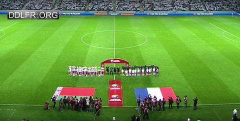 Biélorussie France 06 Septembre 2016