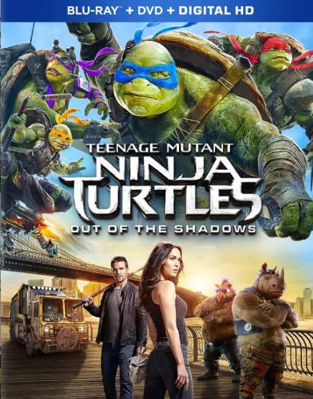 Teenage Mutant Ninja Turtles: Out of the Shadows (2016) poster image