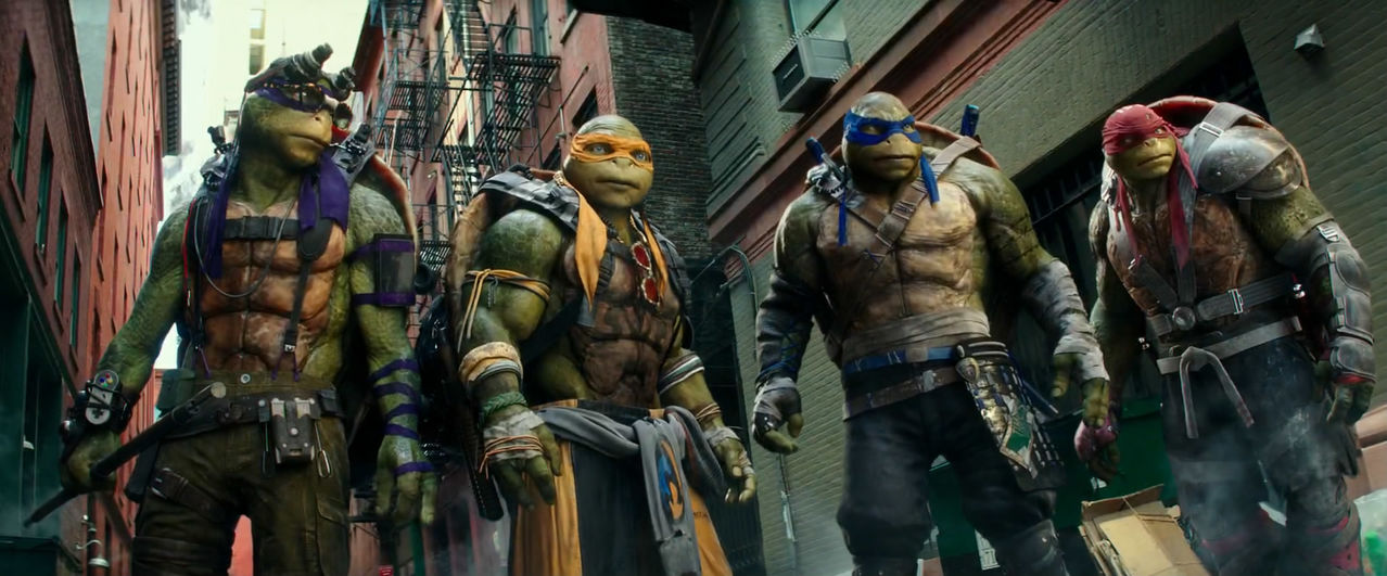 Teenage Mutant Ninja Turtles: Out of the Shadows (2016) image
