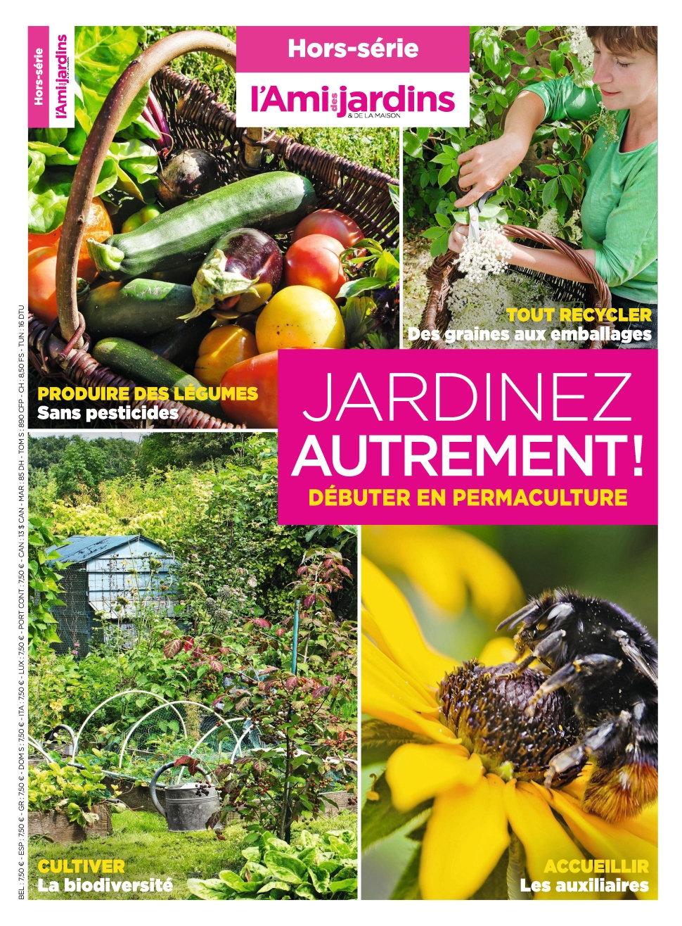 L'Ami des Jardins Hors-Série N°192 - Septembre/Octobre 2016