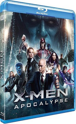 X-Men: Apocalypse french dbluray 720p
