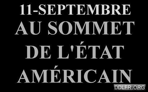 11 Septembre au sommet de l'Etat américain