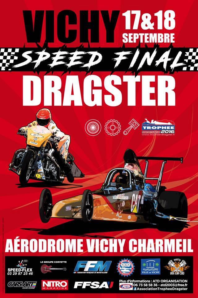 VICHY SPEED FINAL - Trophée Dragster français - 17 & 18 septembre 160910022008483666