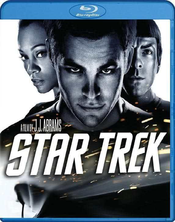 Star Trek (2009) poster image