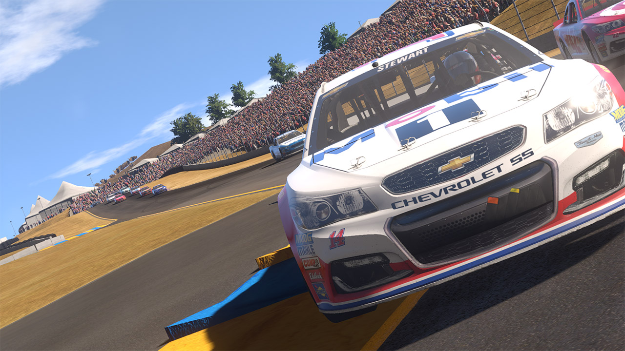 NASCAR Heat Evolution image 1