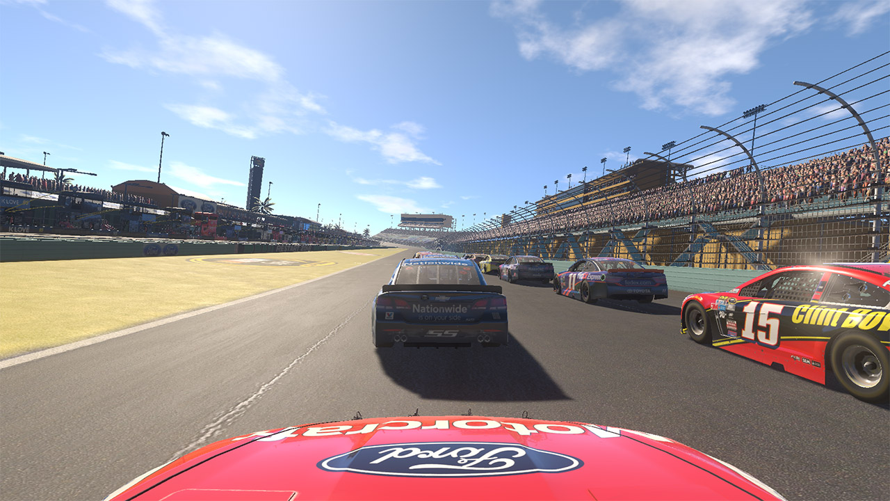 NASCAR Heat Evolution image 2