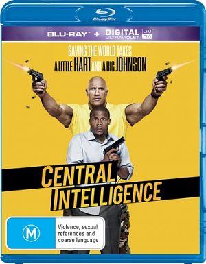 Central Intelligence(2016) poster image