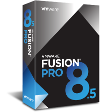 Poster for VMware Fusion Professional v8.5.0