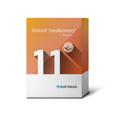 Poster for Ontrack EasyRecovery Enterprise v11.5.0.3