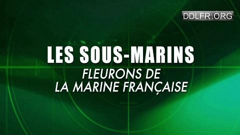 Sous-marins fleurons de la marine française