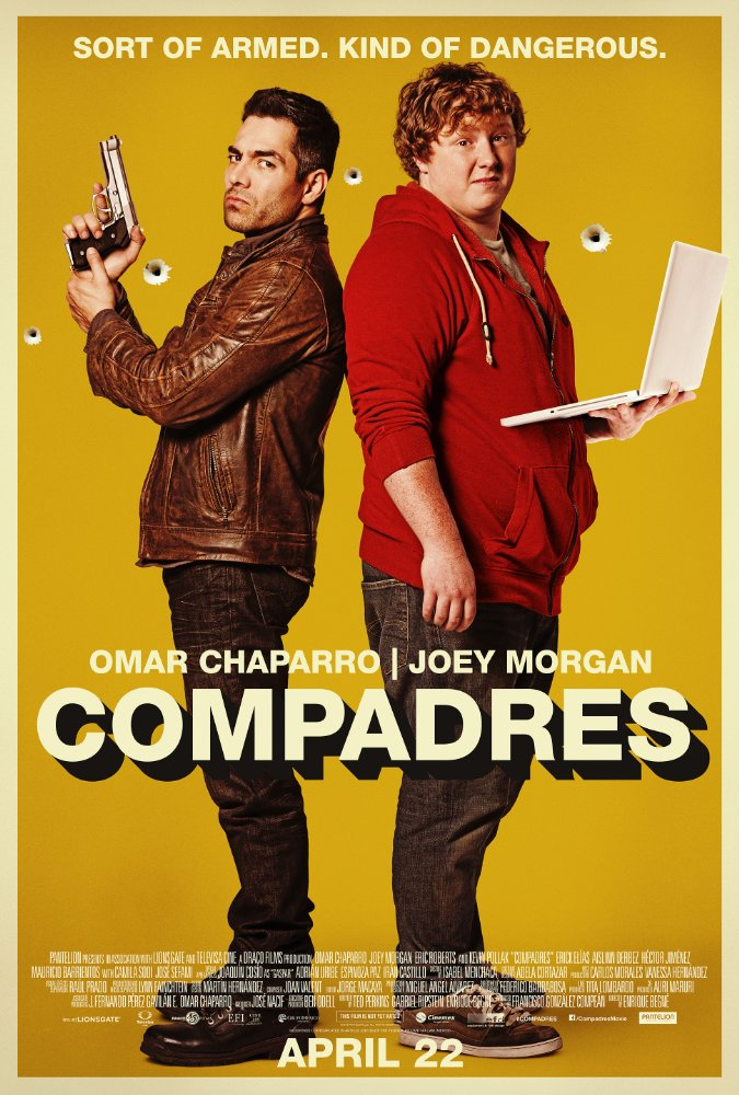 Compadres (2016) poster image