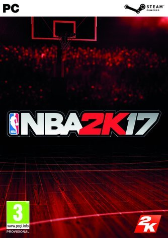 Poster for NBA 2K17