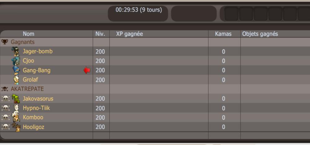 HPW 3 : Résultats des Matchs 160918094803990363