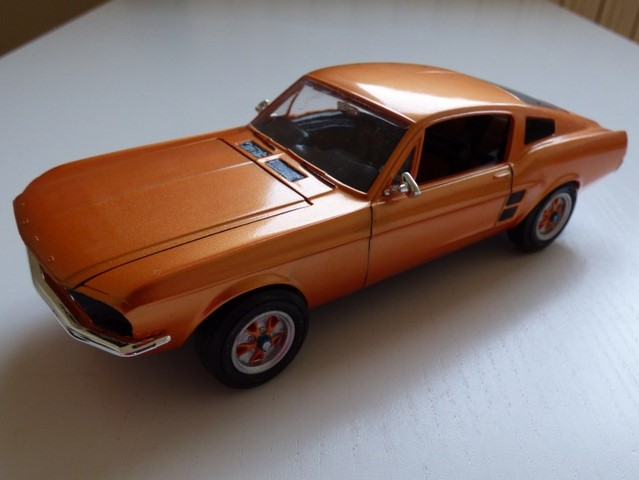 Ford Mustanf fastback