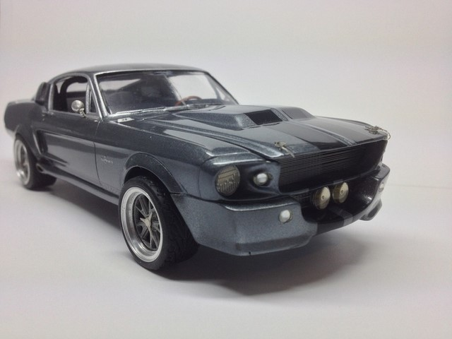 Ford Mustang 67 Eleanor (5)
