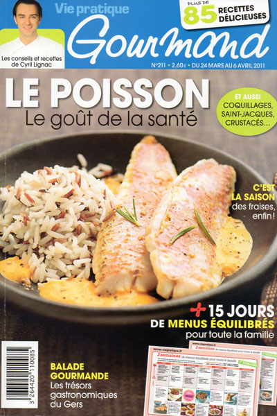 Vie Pratique Gourmand N°211