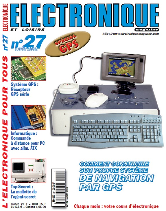 Electronique et Loisirs Magazine N°27