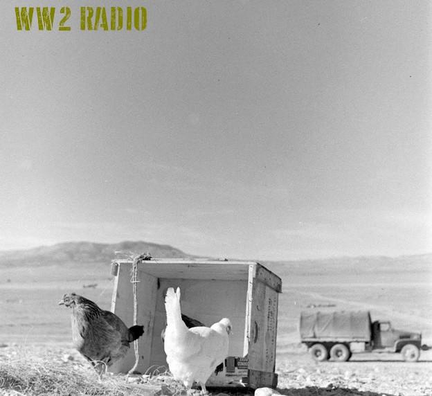 Poste de commandement avancé - Tunisie - 1943 160919071159732155