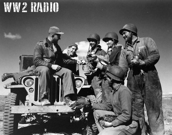 Poste de commandement avancé - Tunisie - 1943 16091907120042133