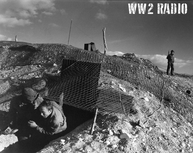 Poste de commandement avancé - Tunisie - 1943 160919071200435105