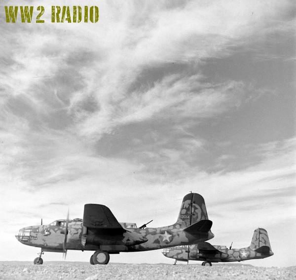 Poste de commandement avancé - Tunisie - 1943 160919071201500404