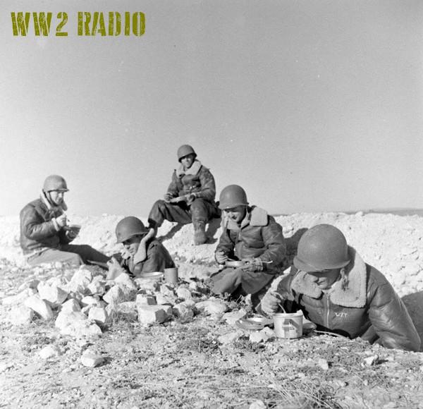 Poste de commandement avancé - Tunisie - 1943 160919071201887888
