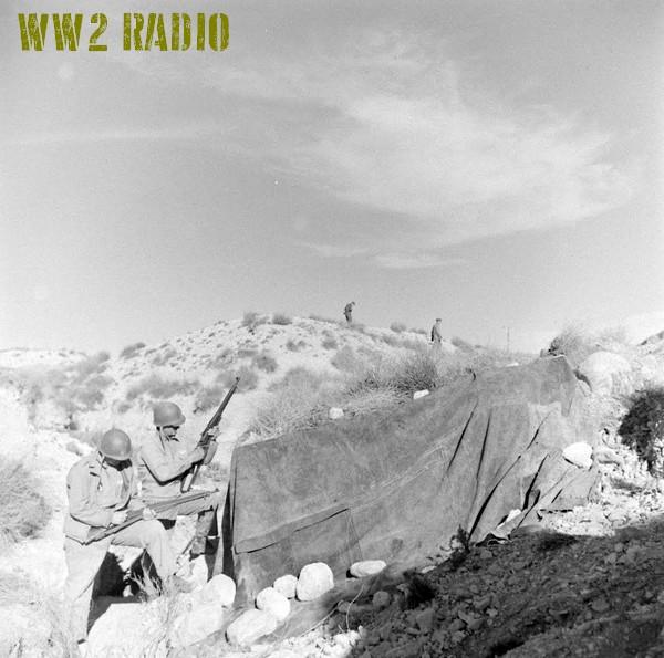 Poste de commandement avancé - Tunisie - 1943 160919071202710073