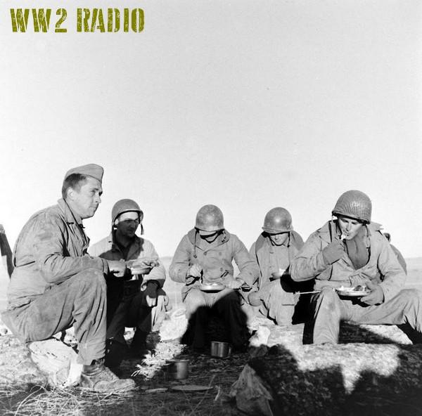 Poste de commandement avancé - Tunisie - 1943 160919071203506605
