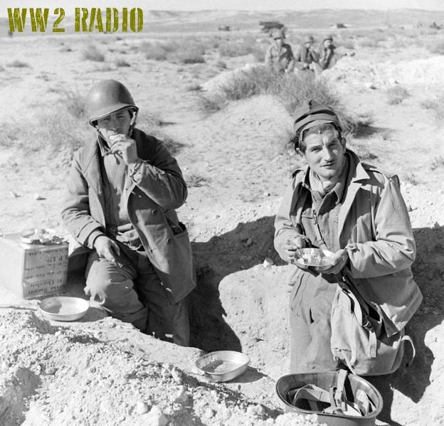Poste de commandement avancé - Tunisie - 1943 160919071205189108