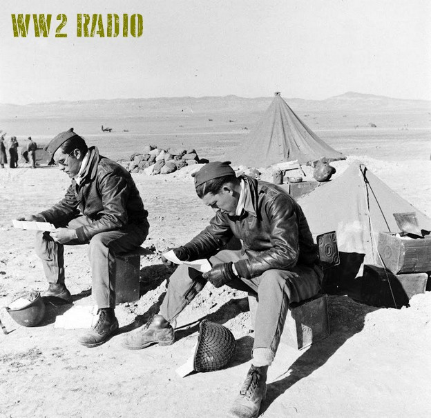 Poste de commandement avancé - Tunisie - 1943 16091907120623934