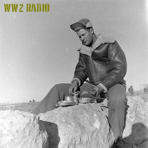 Poste de commandement avancé - Tunisie - 1943 160919071206446696