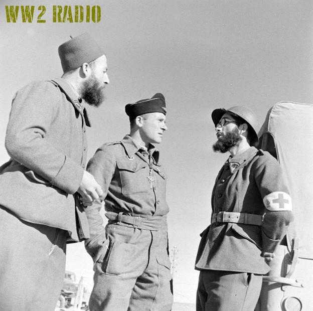 Poste de commandement avancé - Tunisie - 1943 160919071207190946