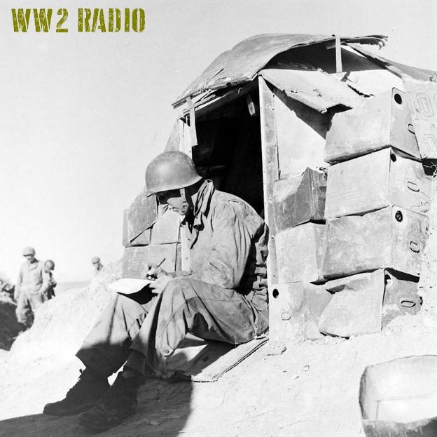 Poste de commandement avancé - Tunisie - 1943 160919071207513419