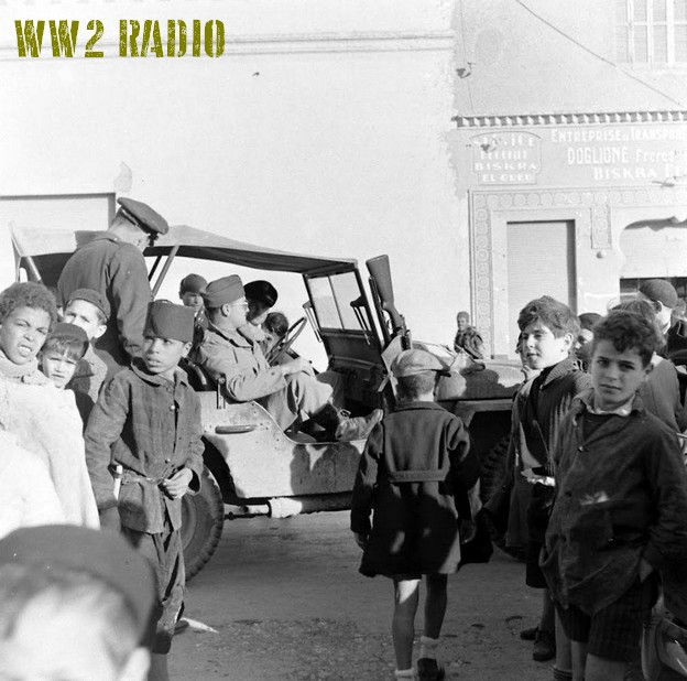 Poste de commandement avancé - Tunisie - 1943 160919071208135496