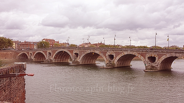 photographie de Toulouse