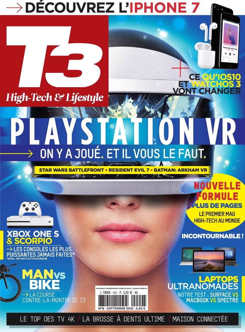 T3 High Tech Magazine N°9 - Octobre/Novembre 2016