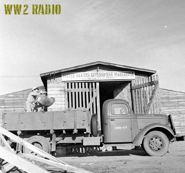 Tule Lake Segregation Center - USA - 1944 160921061820718026