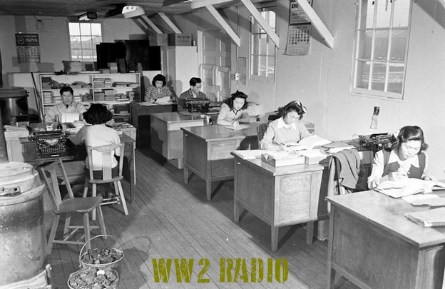 Tule Lake Segregation Center - USA - 1944 160921070907629588