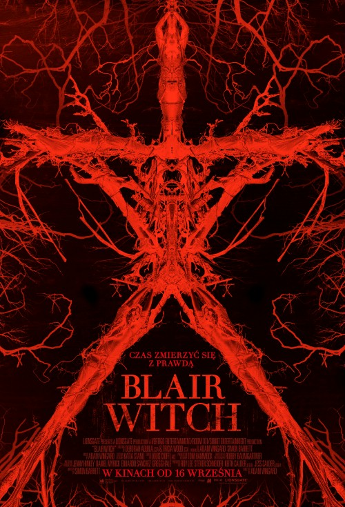 Blair Witch (2016) PL.BRRip.X264.AC3.B53 / Lektor PL [IVO]