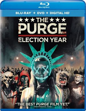The Purge: Election Year (2016) poster image