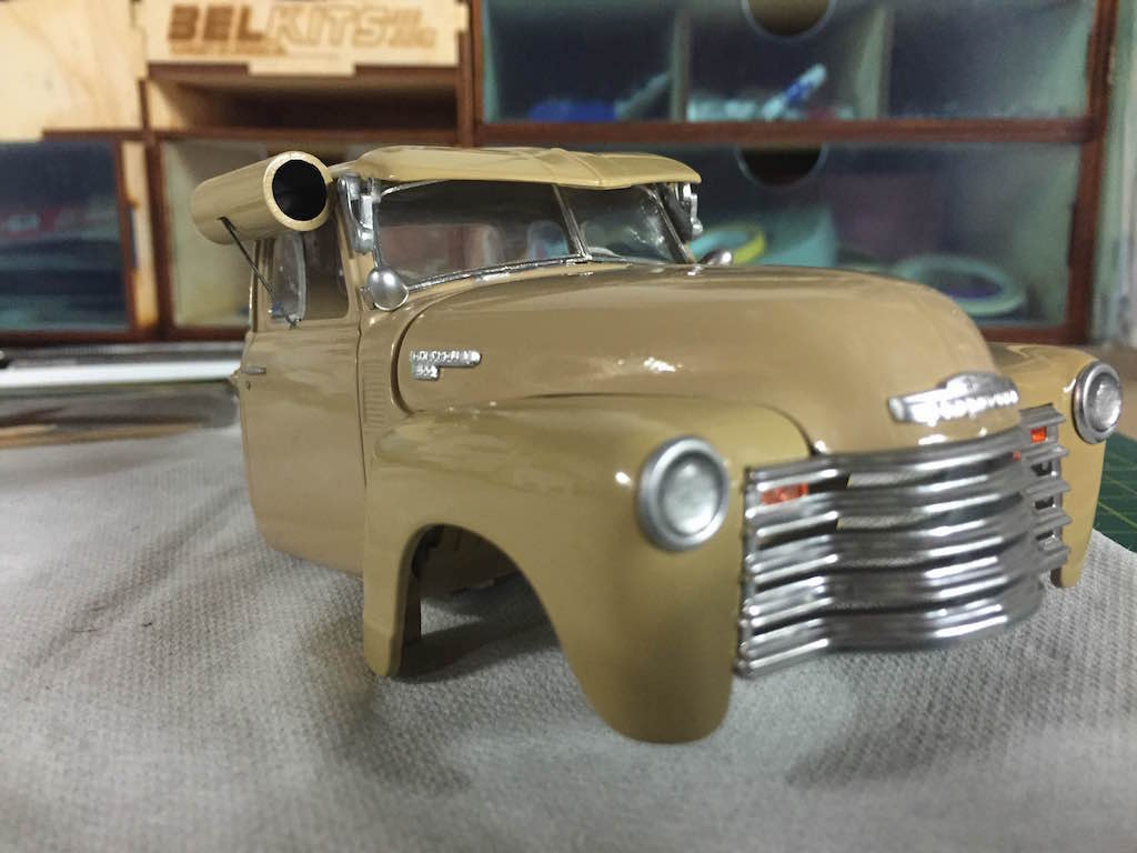 #20 : Pickup Chevrolet 3100 : Denis Speed Shop (terminé) - Page 3 160922091754585012