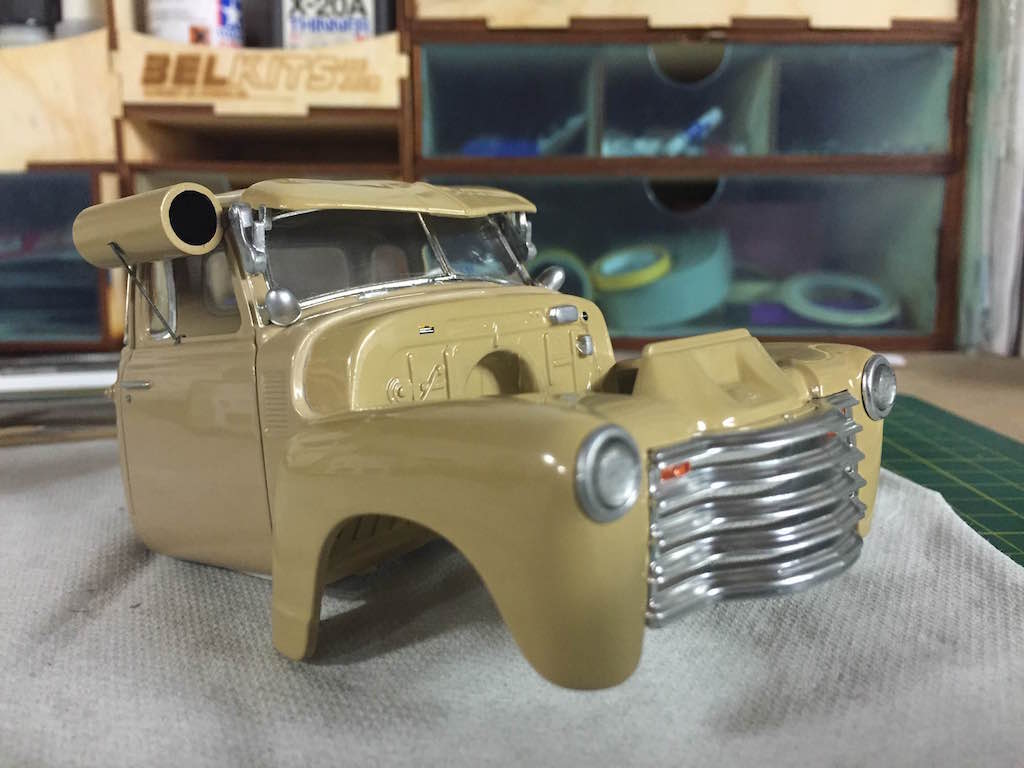 #20 : Pickup Chevrolet 3100 : Denis Speed Shop (terminé) - Page 3 160922091754939710