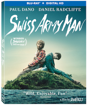 Swiss Army Man (2016) poster image