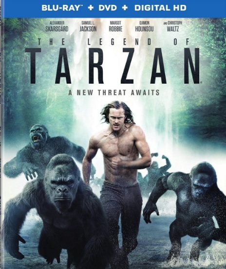 The Legend of Tarzan (2016) poster image