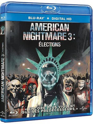 American Nightmare 3 Elections french bluray 1080p