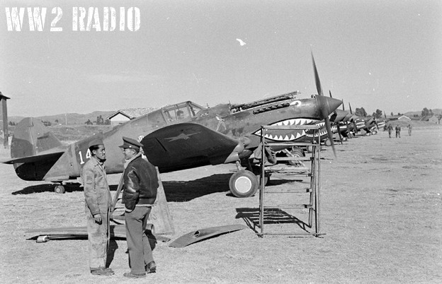 Général Clayton Bissell et 10th Air Force - Birmanie - 1943 160924092727267088