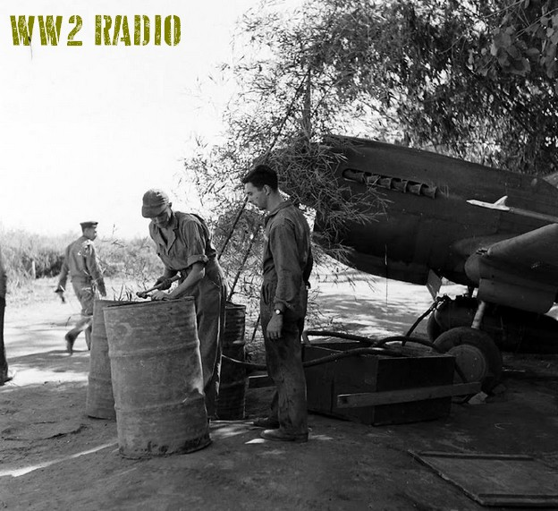 Général Clayton Bissell et 10th Air Force - Birmanie - 1943 160924092727541821
