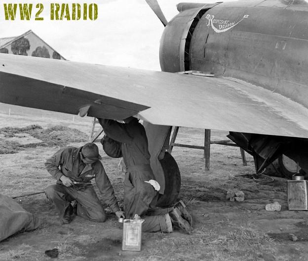 Général Clayton Bissell et 10th Air Force - Birmanie - 1943 16092409272898465